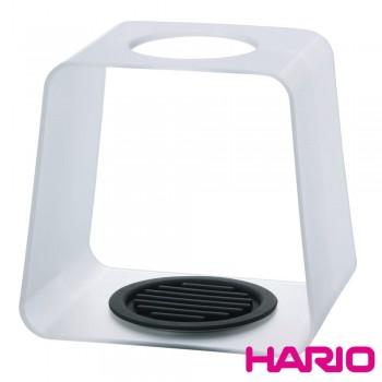 HARIO 樹酯方形支架透明 DSC-1T