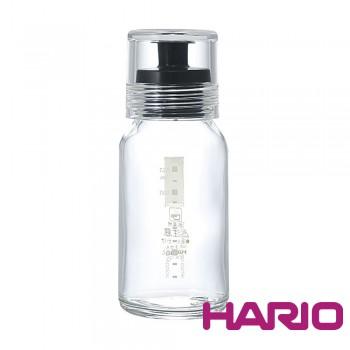 【HARIO】斯利姆黑色調味瓶120ml DBS-120B