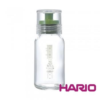 【HARIO】斯利姆綠色調味瓶120ml DBS-120G
