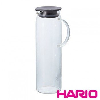 【HARIO】靛藍把手冷水壺1000ml HDP-10PGR