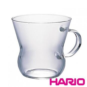 【HARIO】獨享清透玻璃杯300ml HUT-8T