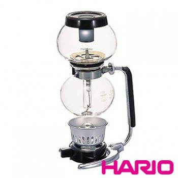 【HARIO】摩卡虹吸式咖啡壺3杯 MCA-3