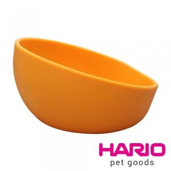 HARIO 寵物專用黃色矽膠碗  PTS-CBS-MY