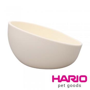 HARIO 寵物專用白色矽膠碗  PTS-CBS-OW