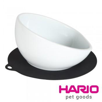 HARIO 中型犬專用黑色陶瓷小碗  PTS-MA-B