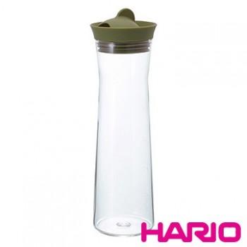 【HARIO】Gmark墨綠冷水壺1000ml WJ-10-OG