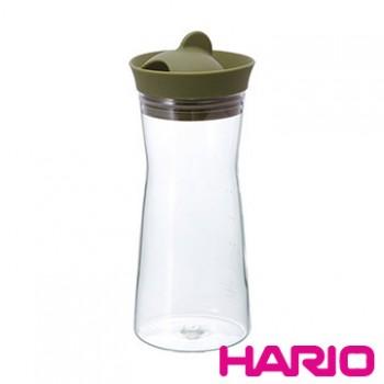 【HARIO】Gmark墨綠冷水壺700ml WJ-7-OG